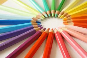 色から受ける印象 (1)